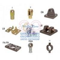 Standard cylinder accessories...
