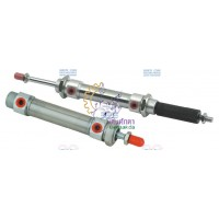 Air Cylinder/กระบอกลม - Stainless steel cylinder C85 series (standard ISO 6432)...