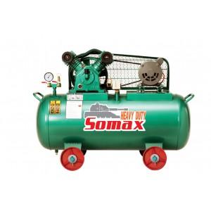 **ปั๊มลมโซแม็กซ์ SOMAX ขนาด 1 แรงม้า รุ่น SB 10/90/220