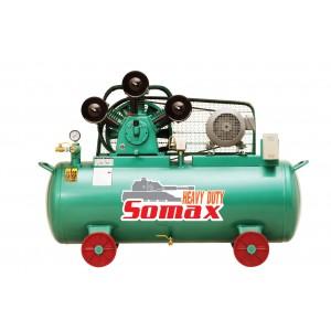 **ปั๊มลมโซแม็กซ์ SOMAX ขนาด 5 แรงม้า รุ่น SฺC 50/304/380