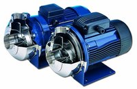 **ปั๊มน้ำ LOWARA PUMPS Model : COM 500/15/K/A