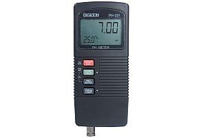 เครื่องมือวัดความเป็นกรด เป็นด่าง Digicon รุ่น PH-231