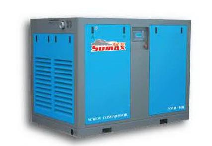 SOMAX SCREW COPMPRESSOR ปั๊มลมสกรู โซแม็กซ์ 7.5 แรงม้า รุ่น SMB-7.5A