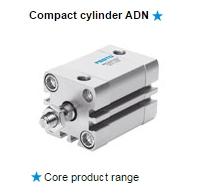 กระบอกลมเฟสโต้ Festo Cylinder Compact ADN ISO21287