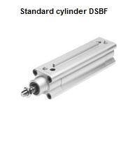 กระบอกลมเฟสโต้ Festo Cylinder Standard DSBF ISO 15552