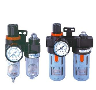 ชุดกรองลมดักน้ำ ปรับแรงดันลม FRL A/B Serise AirTac