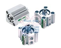 กระบอกลมรุ่น cq2 CQ2 Series Compact Cylinder